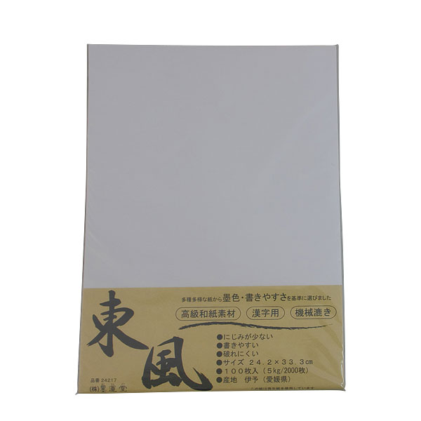100 Sheets Of Rice Paper A4 Calligraphy Paper
