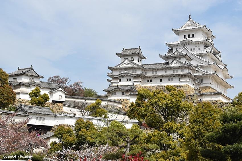Himeji-jo-UNESCO Japan