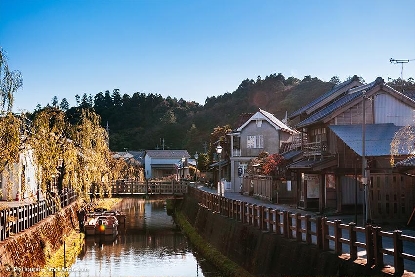 Chiba-Altstadt-Sawara-
