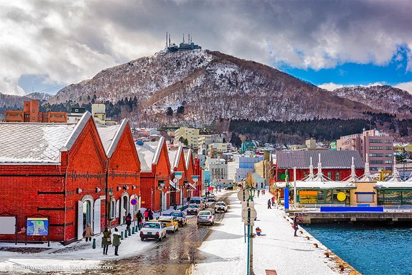 Hakodate Hokkaido Sehenswürdigkeiten