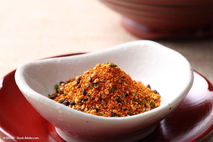 Ichimi Togarashi japanischer Chili
