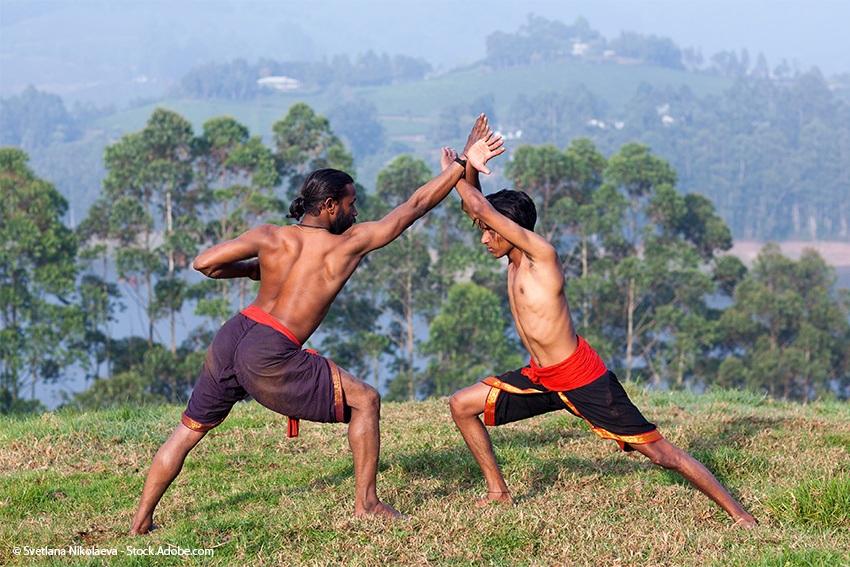 Budo-Kampfkunst-Klaripayattu