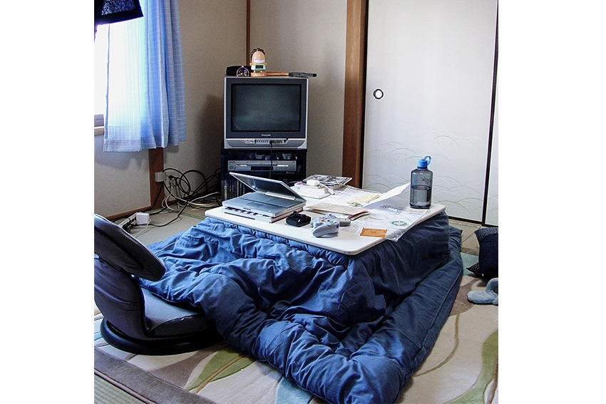 Mikroapartments-japan-Kotatsu