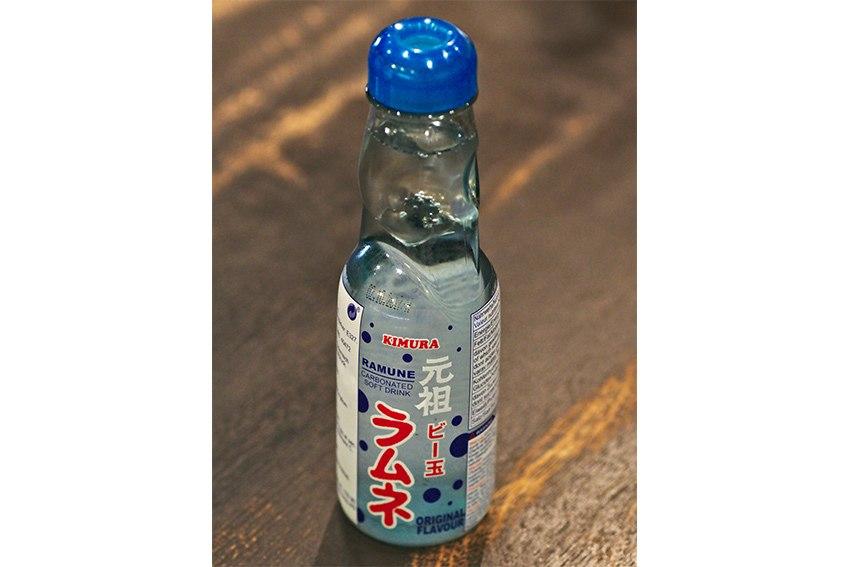 Ramune- der bekannteste japanische Softdrink