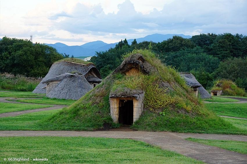 Sannai-Maruyama Ruinen Sehenswürdigkeiten