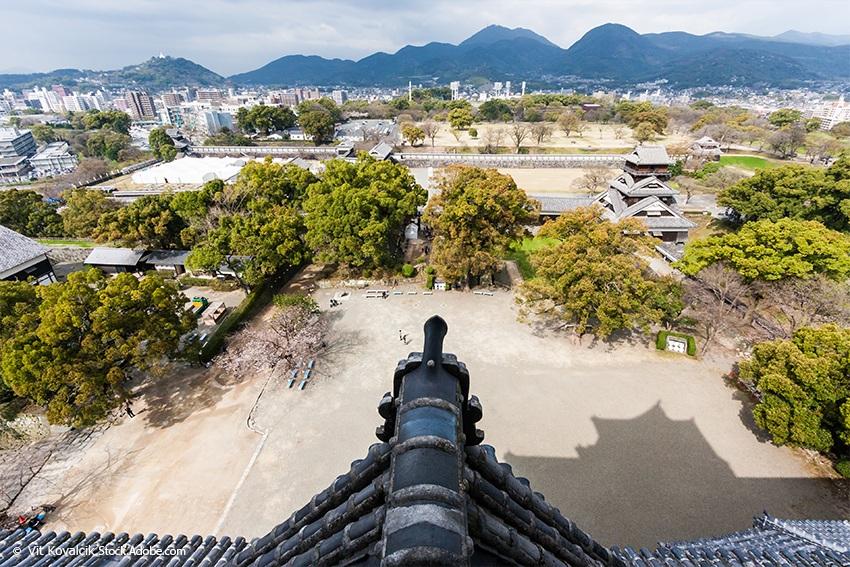 Schloss-Kumamoto