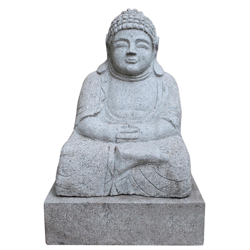 buddha figuren skulpturen garten japanwelt. Black Bedroom Furniture Sets. Home Design Ideas