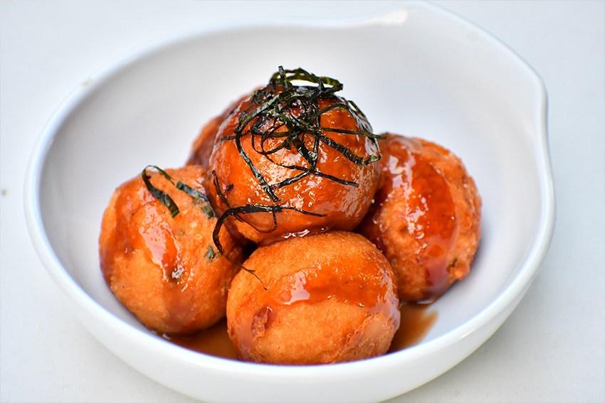 Takoyaki - original japanisches Rezept