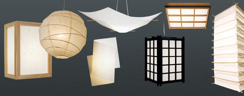asiatische lampen bringen die sonne japanas zu ihnen nach