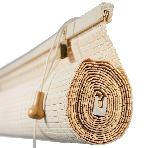 bambusrollo 240cm lang bambusrollos g nstig japanwelt. Black Bedroom Furniture Sets. Home Design Ideas