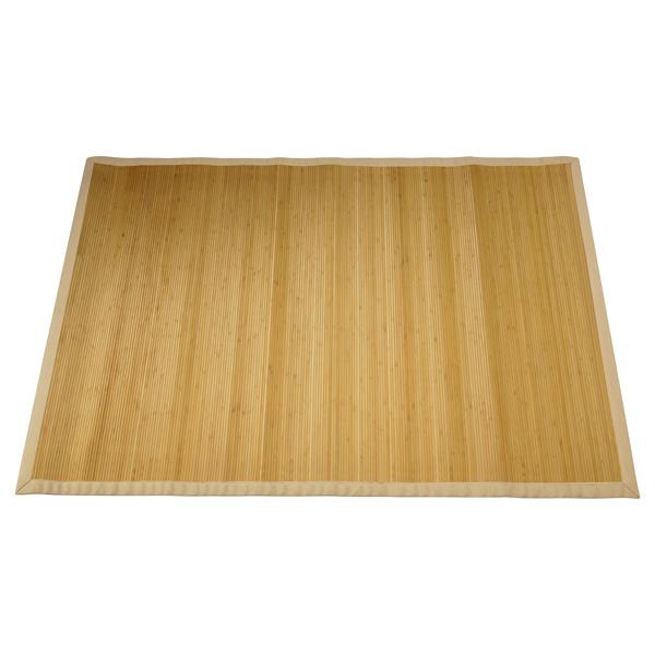 bambusteppich teppich aus bambuslamellen mit. Black Bedroom Furniture Sets. Home Design Ideas