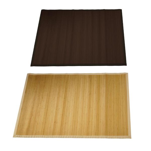 Bambusteppich Teppich Aus Bambuslamellen Mit Baumwollborte Japanwelt