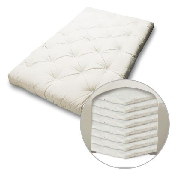 Ein Futon ist der Inbegriff des japanischen Bettes. Japanwelt Futons gibt es in vielen Varianten und Farben.