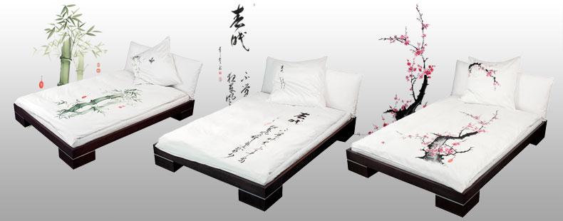 Bettwäsche Von Japanwelt Sorgt Für Ein Asiatisches Ambiente