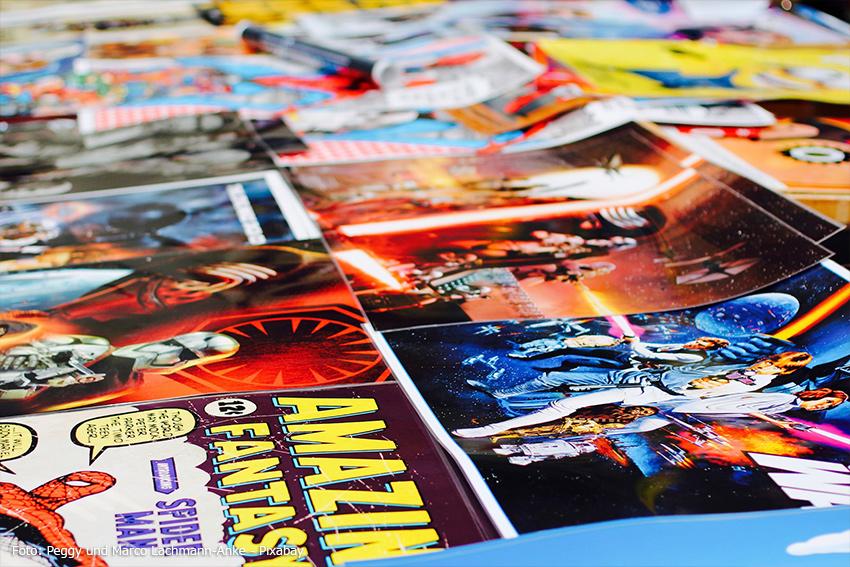 Comic Con Messe