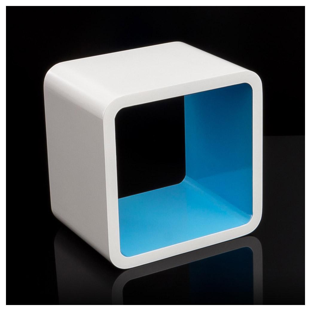 cube retro design wandregal quadratisch regale wohnen. Black Bedroom Furniture Sets. Home Design Ideas