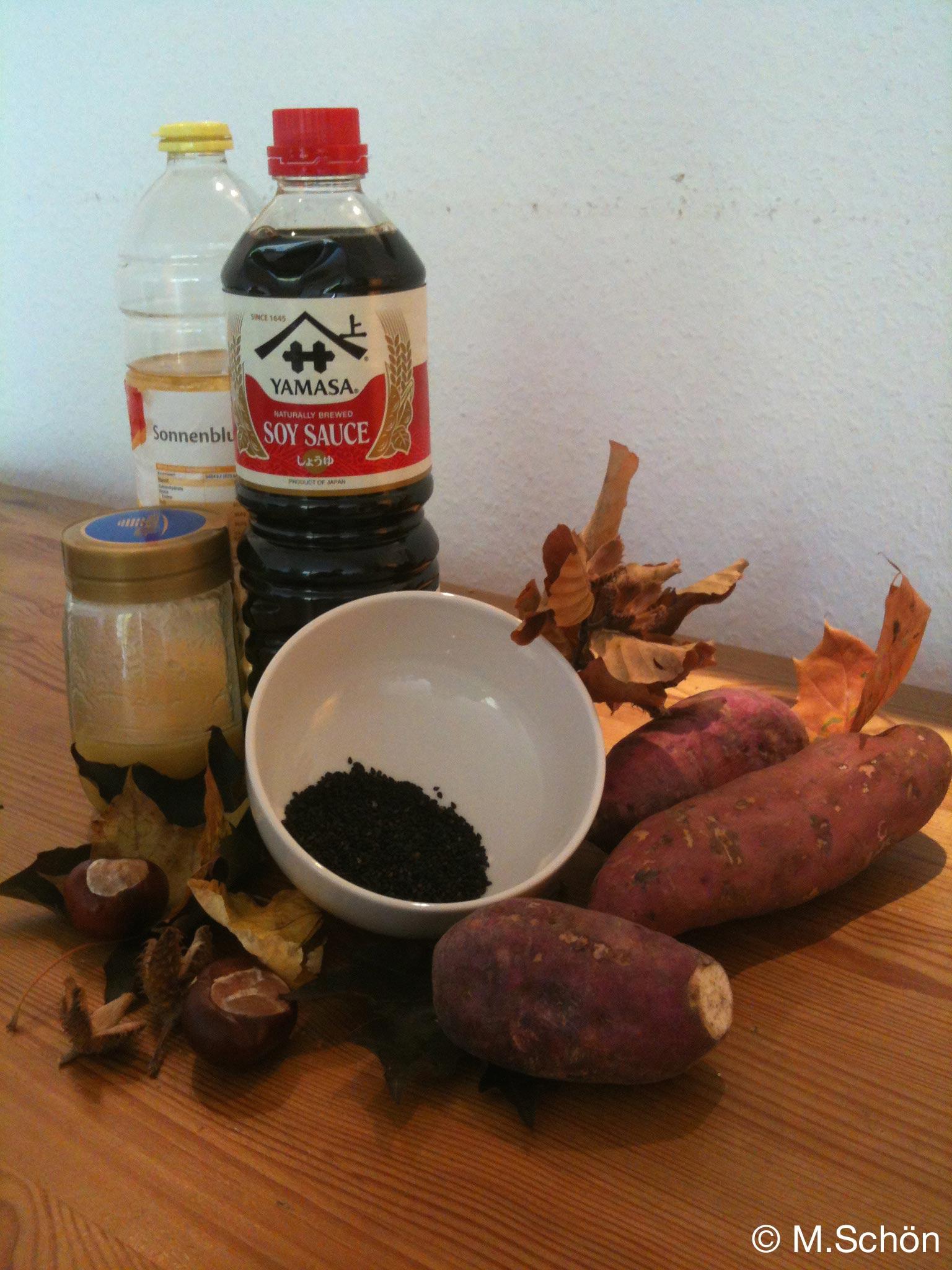 Wenig Zutaten & eine schnelle Zubereitung machen Daigakuimo zum idealen Snack für zwischendurch.