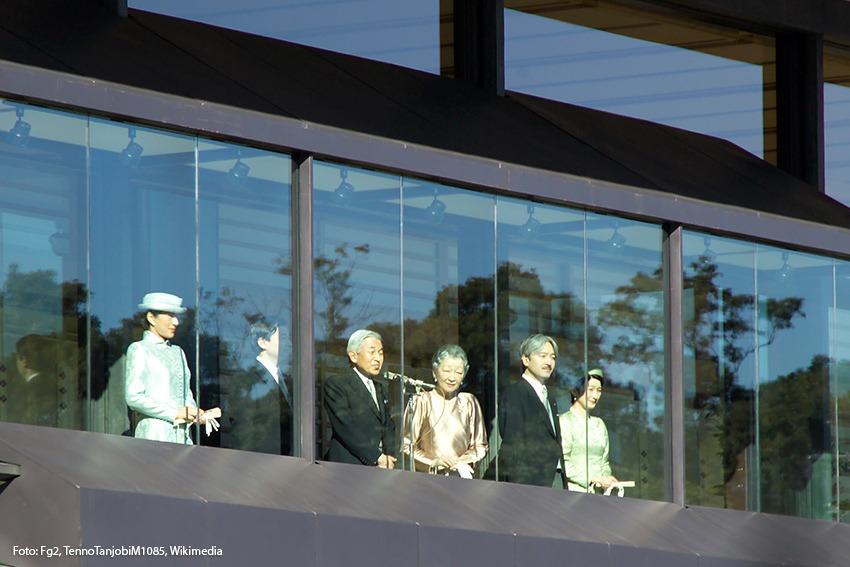 Kaiserliche Familie Japan