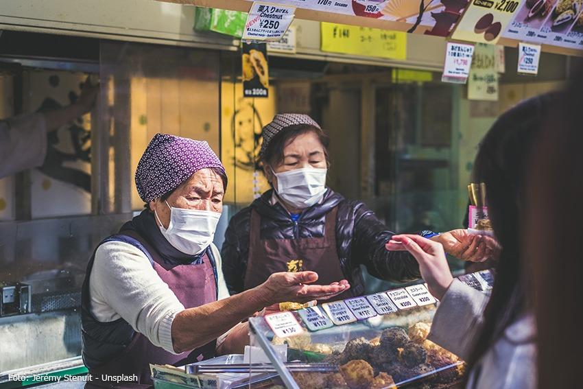 Japanischer Reise-Wortschatz