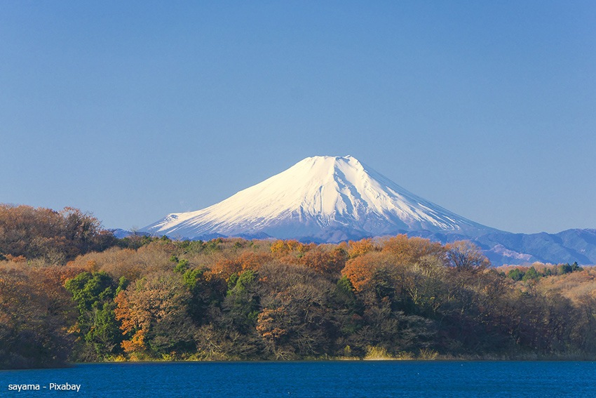 Fujijama UNESCO