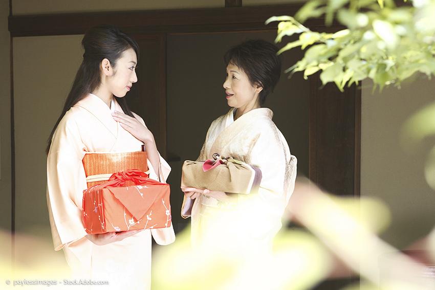 Anlässe für Geschenke in Japan