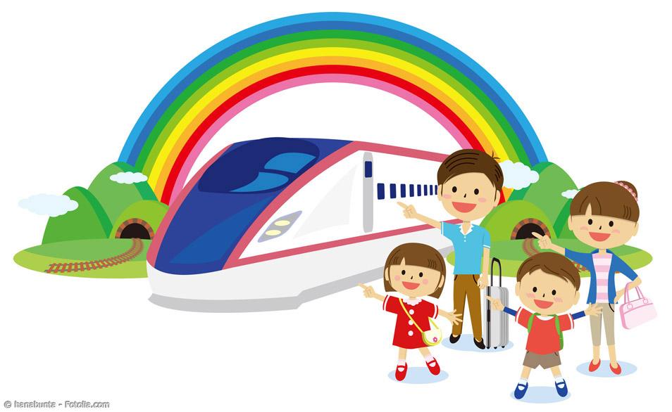 In der Golden Week haben die meisten Japaner frei und gehen in diesen Tagen oft mit ihrer Familie auf Reisen.