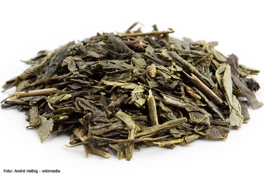 Japanischer Grüner Tee - Sencha Tee