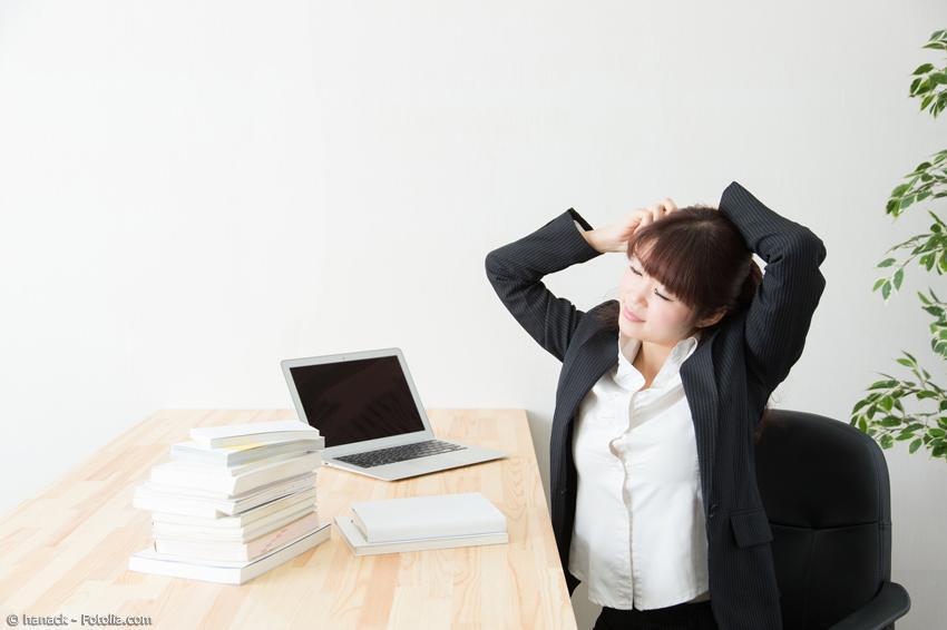 Tägliche Bewegungseinheiten in Büros und Ministerien sollen die körperliche Gesundheit fördern und Müdigkeit vertreiben.