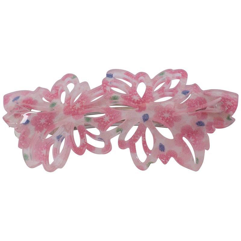 Haarklammer Sakura pink direkt bestellen | japanwelt.de