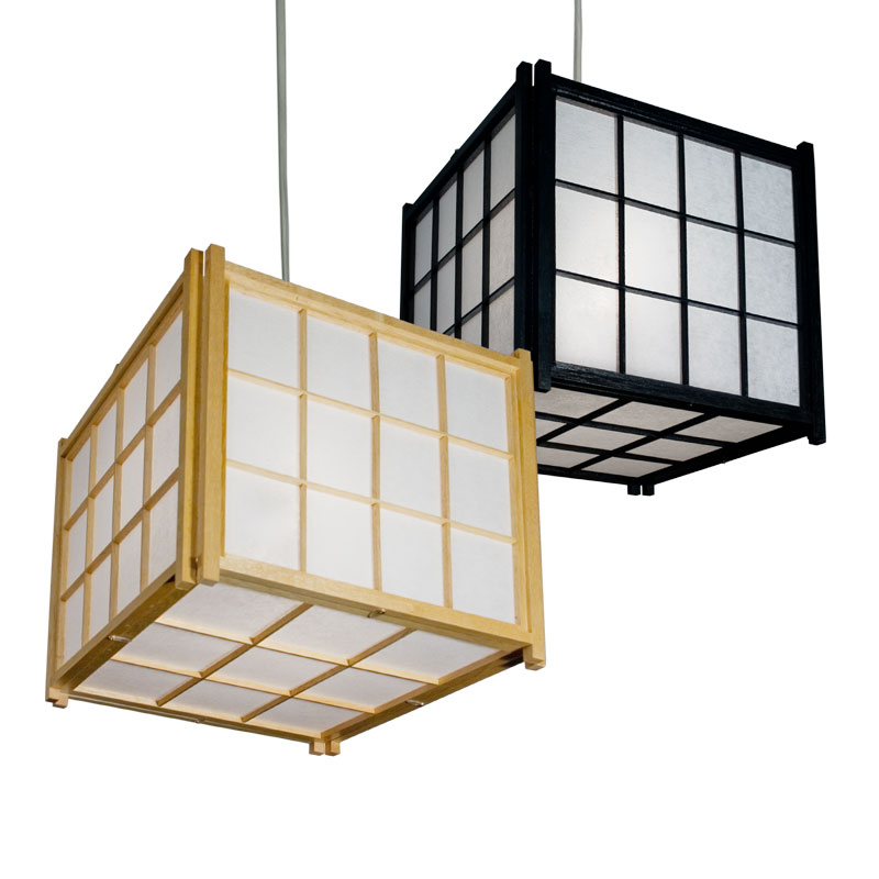 h ngelampe japan deckenlampen asiatische lampen wohnen japanwelt. Black Bedroom Furniture Sets. Home Design Ideas