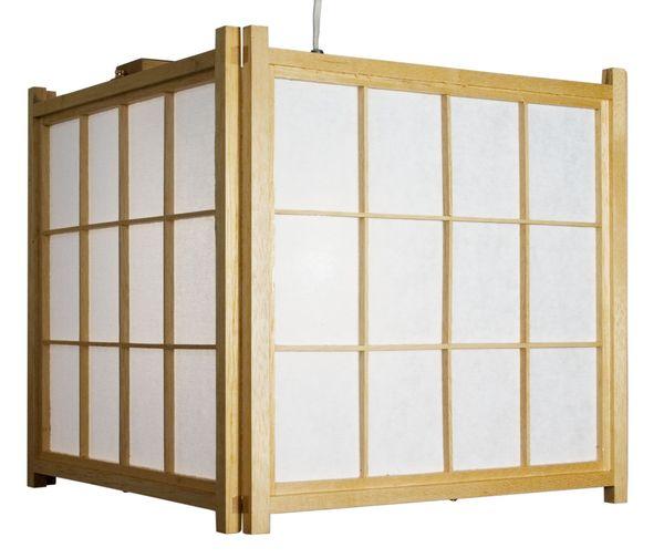 H ngelampe japan deckenlampen asiatische lampen for Asiatische deckenlampe