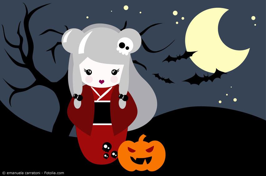 Halloween in Japan steht für Verkleiden und unzählige Events von Anfang September bis zum 31. Oktober.