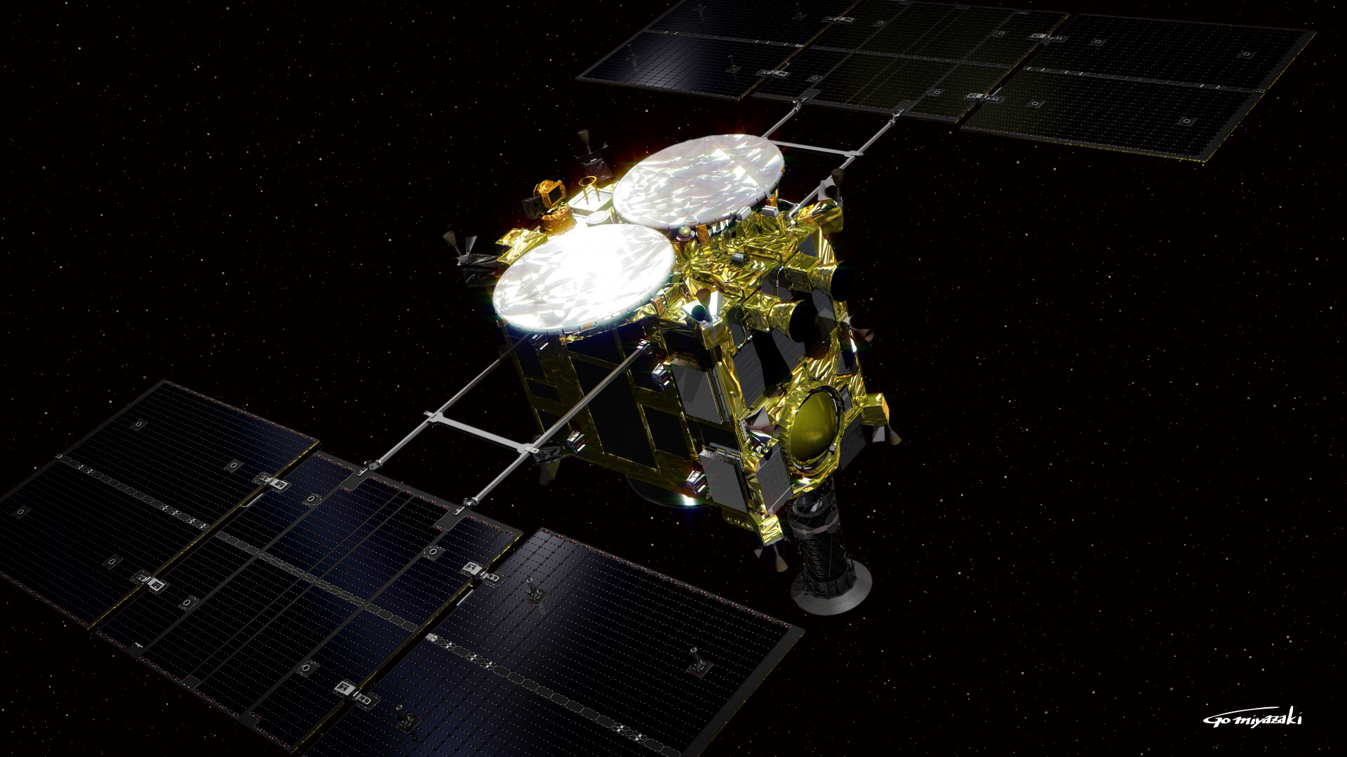 hayabus-2-sonde
