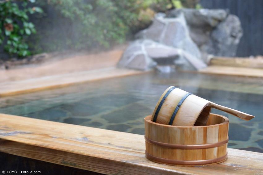 Japanische Badekultur und das Hinoki Holz | japanwelt.de