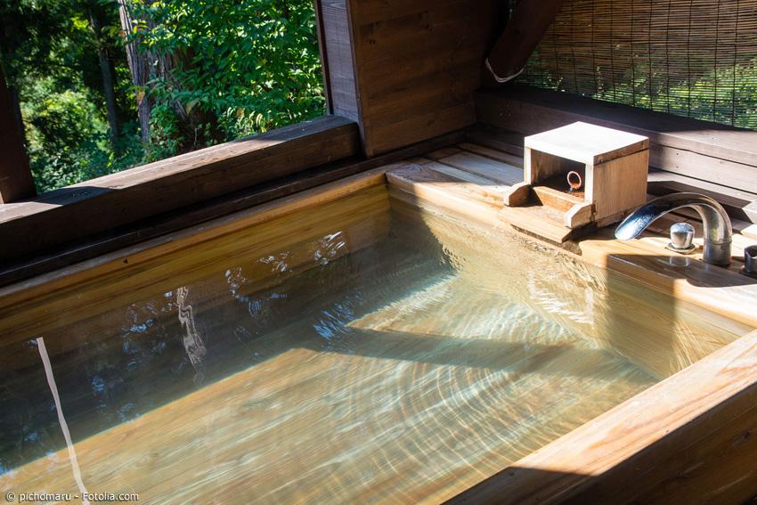 Japanische Badekultur Und Das Hinoki Holz Japanwelt De