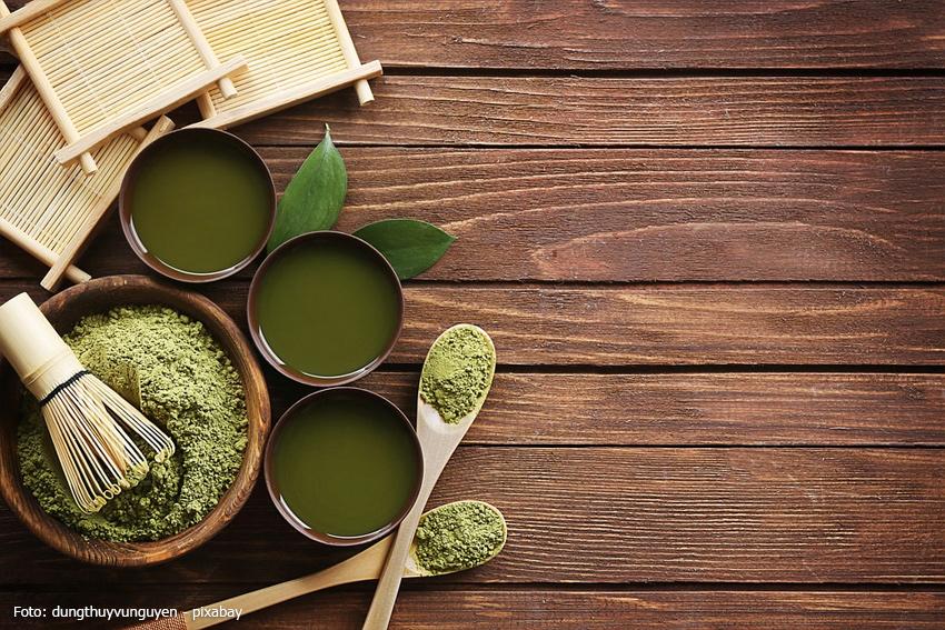 Japan Grüner Tee - Matcha