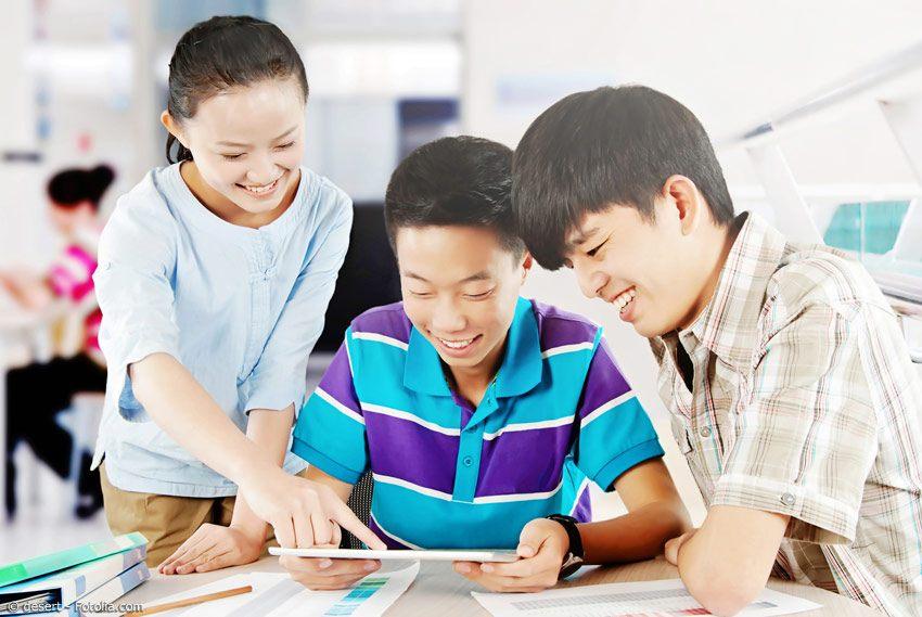 An Universitäten, Sprachenzentren und Volkshochschulen werden verschiedene Kurse angeboten, die unterschiedliche Sprachniveaus berücksichtigen. Die Lernmethoden und Gruppengrößen unterscheiden sich.