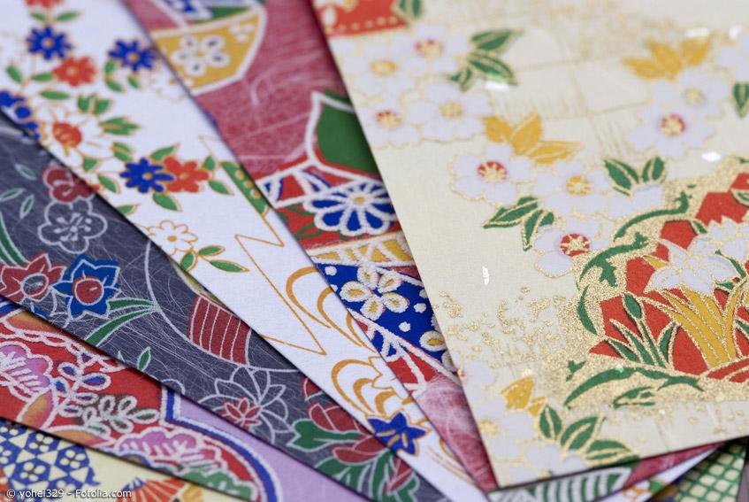 Schon Papier Ist Ein Wichtiger Werkstoff, Wenn Man Japanische Deko Selbst Machen  Will. Beispielsweise Lassen