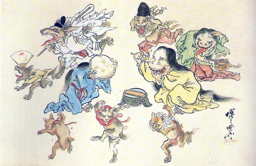 Gespenstergeschichten aus Japan für Halloween   japanwelt.de