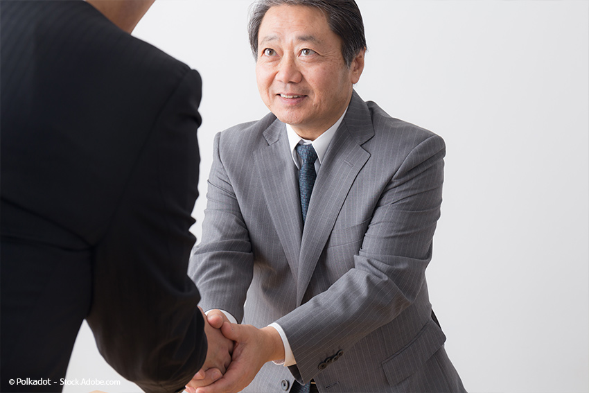 japanische Redewendung Bedanken