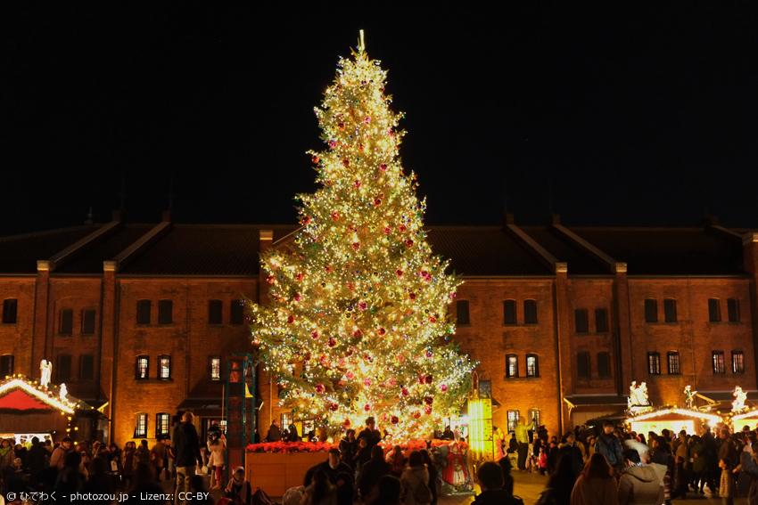 Größter Deutscher Weihnachtsmarkt.Deutsche Weihnachtsmärkte In Japan Das Gibt S Japanwelt De