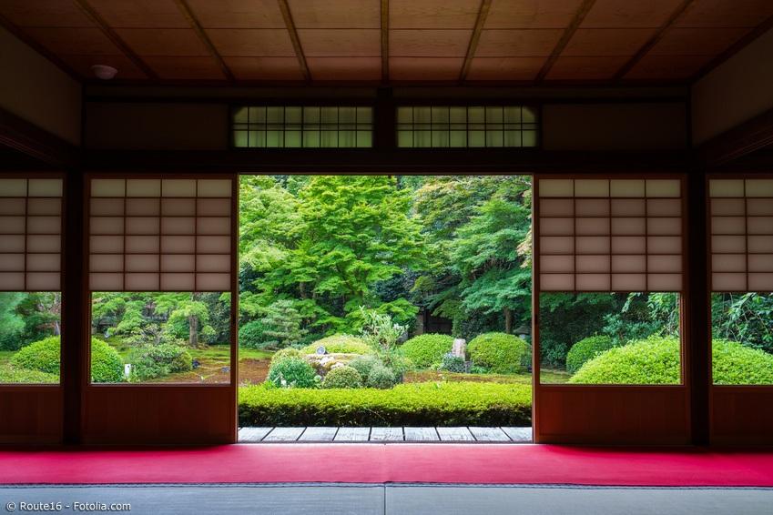 japanischen garten gestalten so geht 39 s. Black Bedroom Furniture Sets. Home Design Ideas