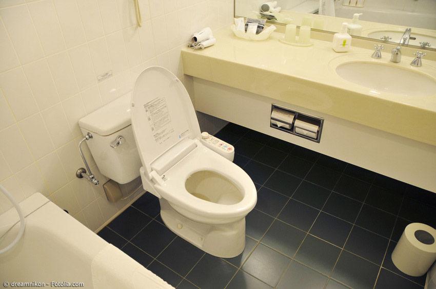 Hygiene in Japan: Sauberkeit gilt hier als selbstverständlich