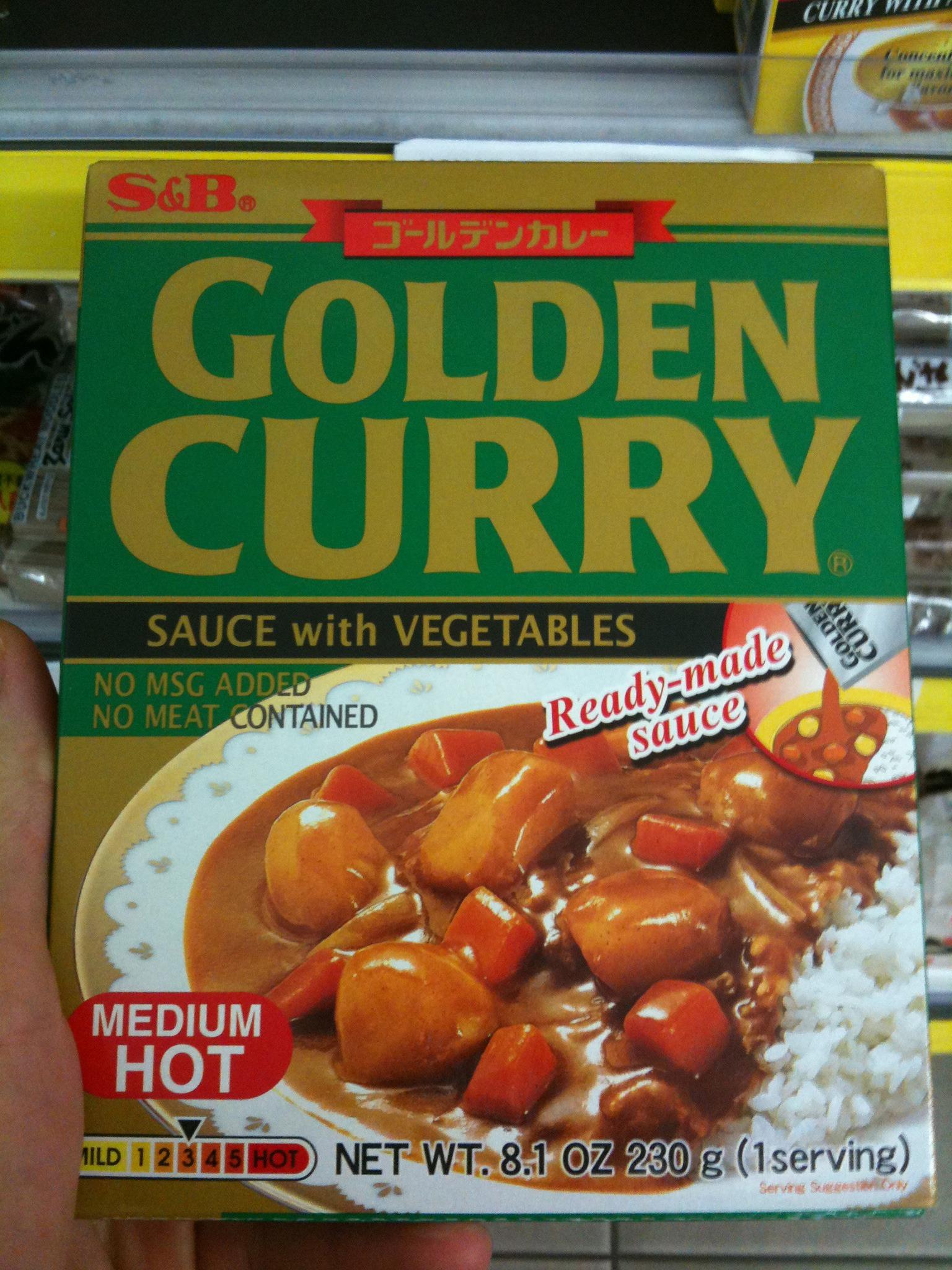 Japanisches Curry ist eines der beliebtesten Gerichte des Landes