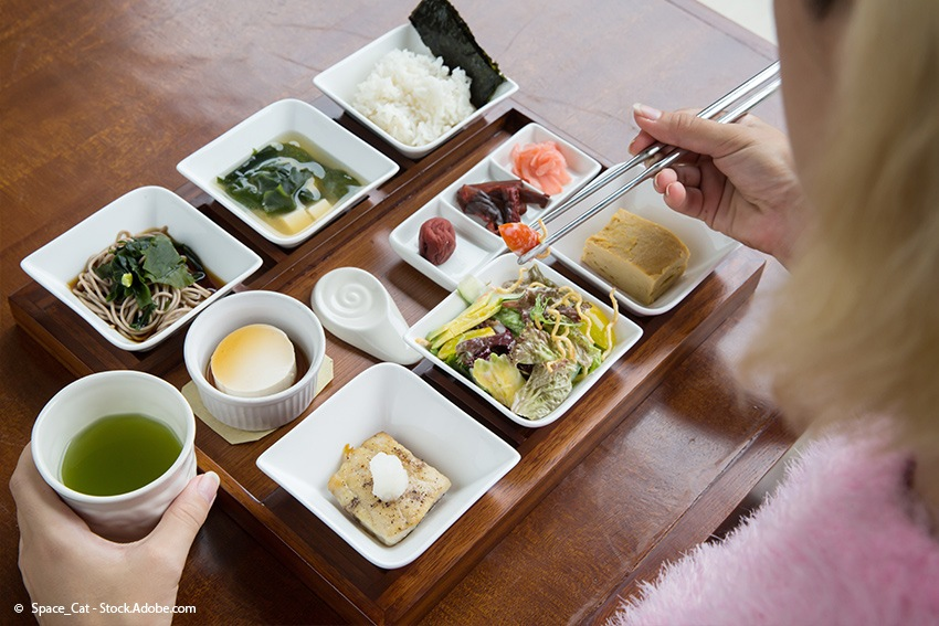 Daraus besteht ein traditionelles japanisches Frühstück