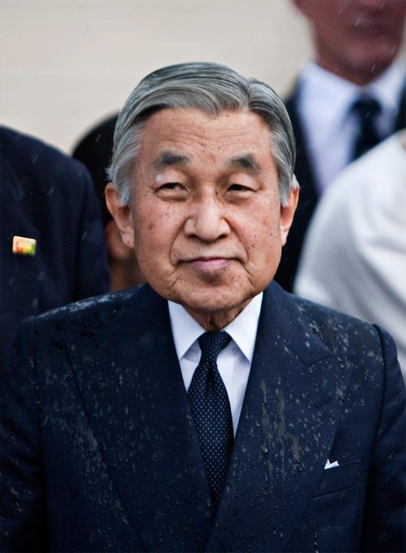 Kaiser Akihito ist das aktuelle Oberhaupt Japans. Er folgte seinem Vater Hirohito im Jahre 1990 auf den Thron.