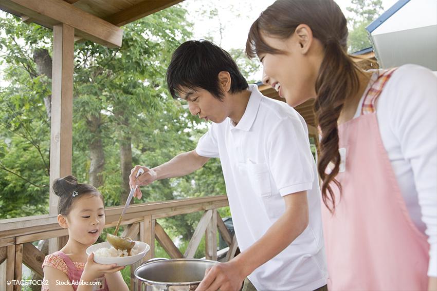 Yokosuka Navy Curry Familien-Rezept