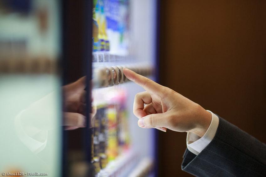 Automaten in Japan bieten fast alles
