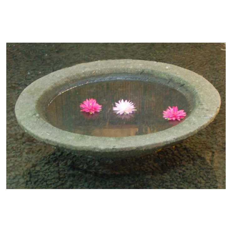 lotus schale steinlaternen garten japanwelt. Black Bedroom Furniture Sets. Home Design Ideas