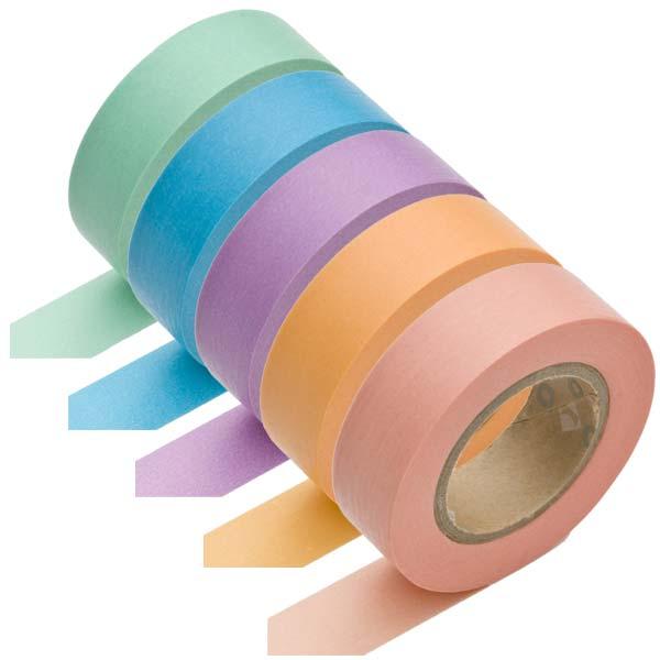 masking tape helle farben a sets masking tape modernes japanwelt. Black Bedroom Furniture Sets. Home Design Ideas